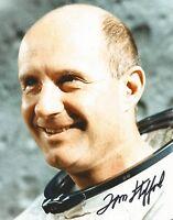 Tom Stafford Apollo 10 Gemini ASTP NASA Astronaut signed photo lifetime COA UACC