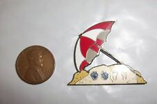 Lilo & Stitch At The Beach Fantasy Pin #6 Le100 [Not A Disney Pin] San Studio
