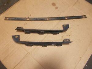 Nissan Pulsar NX SE Front Fascia Brackets Upper RH LH Trim 87 88 89 Used OEM