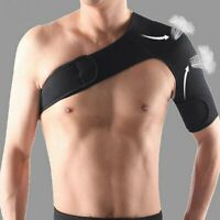 Adjustable Shoulder Support Brace Strap Joint Compression Bandage Wrap