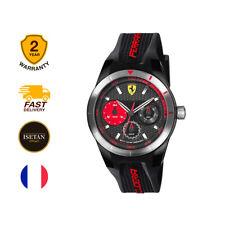 Ferrari Pour des hommes Analog Décontractée RedRev T 0830254