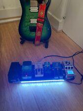 Pedalboard LED Light Strip Cool White Duo Guitar Effects Pedaltrain Rockboard