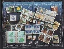 Micronesia 198 Stamp on Stamp Mint NH