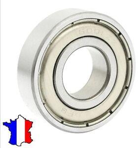 1 x Deep Groove Ball Bearing 6001ZZ Roulement à Billes 12 x 28 x 8mm 6001Z-2Z