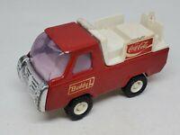 Vintage Pressed metal Buddy L Coke Delivery Truck  1980s