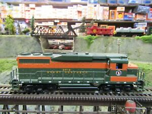 BACHMANN SPECTRUM HO GREAT NORTHER GP-30 RD # 3016   PRE OWNED TESTED