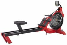 First Degree Fitness Dynamic S6 Series Laguna AR Water Rower / Commercial Grade
