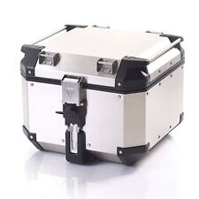 Triumph Motorcycles A9500530 Silver Expedition Aluminum Top Box