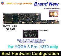 Lenovo YOGA 3 Pro 1370 80HE M-5Y71 8GB AIUU2 NM-A321 5B20H30466 Motherboard