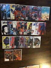 MARVEL COMICS -( Astonishing X-Men  )- Lot Of 29 Comics Plus 4 Variants