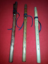 Native American Flute  Key of F, E and D with Video Sound Sample