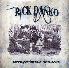 Rick Danko, Rick Dan - Live at Uncle Willys 1989 [New CD] UK -