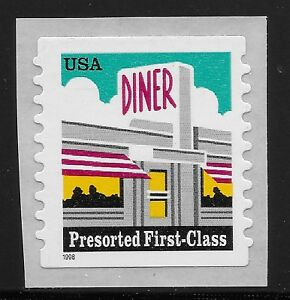 US Scott #3208A, Single 1998 Diner 25c VF MNH