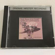 Shelly Manne & Friends - My Fair Lady - MFSL Silver CD