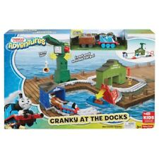 Thomas & Friends Adventures DVT13 - Cranky at the Docks Playset