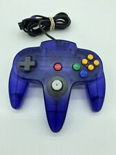 Nintendo 64 Grape Purple Official OEM Great Condition Replacement Stick