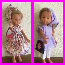 Vetement de poupée compatible les chéries corolle ou poupee  32/33 cm 2Ensembles
