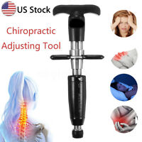 ☆Chiropractic Adjusting Tool Activator Spine Portable Instrument Massage Therapy