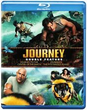Journey to the Center of the Earth / Journey 2 [New Blu-ray] Full Frame, UV/HD