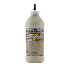 Quikrete Concrete Crack Sealant 1 Qt. Repair Cement Fills Sealants Driveways