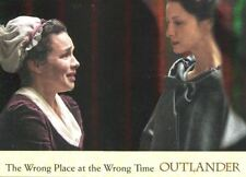 Outlander Season 2 Rainbow Foil Base Card #36 The Wrong Place at the Wrong Time
