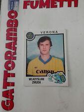 Figurine Calciatori  - N.347 Zmuda Verona  Con Velina- Anno 1982-83 Panini