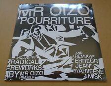 "MR OIZO Pourriture 2009 French 6-track vinyl 12"" + MP3 SEALED"