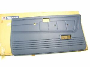 NOS OEM BLUE Right Passenger Side Door Panel OEM For 1994-1997 Nissan D21 Pickup