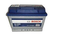 Starterbatterie BOSCH S4 008 74Ah 680A 0092S40080 NEU