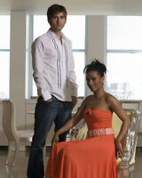 David Tennant & Freema Agyeman (24449) 8x10 Photo