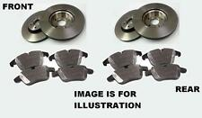 BMW E36 316 318 320 323 325 328 FRONT REAR BRAKE DISCS AND PADS QUALITY SPARES
