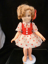 IDEAL SHIRLEY TEMPLE STAND UP CHEER DOLL 1970'S