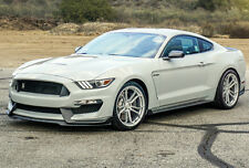 """20"""" Avant Garde M632 Silver Wheels For 2015-2019 Ford Mustang GT350 20x10/20x11"""