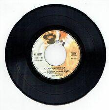 """Eddy MITCHELL Vinyle 45T 7"""" EP CHACUN POUR SOI - ALICE - BARCLAY 71185 F Rèduit"""