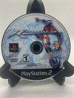 Kinetica PS2 Disc Only Tested Sony PlayStation 2 Ps2 JFJ Resurfaced Game Good