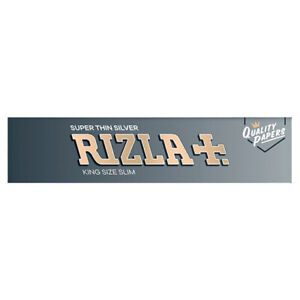 Rizla Silver King Size Slim Rolling Papers Smoking Long Skins *MULTI-BUY OFFER*