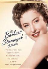 Barbara Stanwyck Collection Universal Backlot DVD Region 1 025192048647