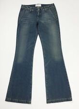 Paper denim & cloth jeans donna W28 tg 42 nuovo zampa bootcut boyfriend T4278
