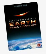 Earth Final Conflict Complete First Series 1 Season 1