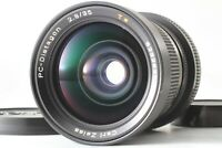 [Near Mint] Contax PC Distagon Carl Zeiss T* 35mm F/2.8 AEG Lens From JAPAN 5913