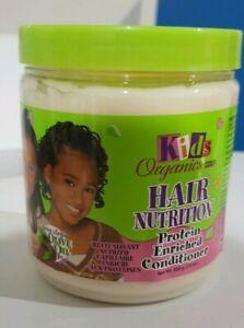 Africa's Best Kids Organics Hair Nutrition Conditioner 15oz - Australia Stock