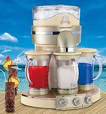 Margarita Machine Maker Mixer Bahamas Frozen Concoction Automatic Rotating Ice