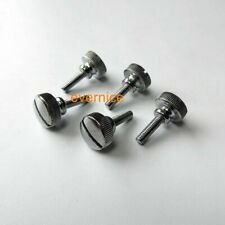 5 Pcs New Type Thumb Screw For Sewing Machine Presser Foot Feet Binder Mounting