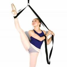 BLACK TAO TAEKWONDO Kickboxing LEG Pulley Stretcher Yoga Pilates Door Mount