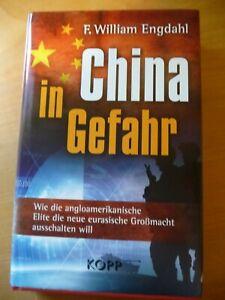 F.William Engdahl, China in Gefahr, 220x145x28, 302 Seiten