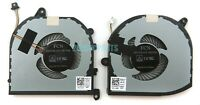 New for Dell XPS 15 9570 CPU & GPU Cooling Fan 008YY9 0TK9J1