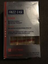 John Frieda Frizz Ease Rebuild Restructuring Micro-oil Therapy Critical Care