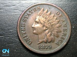 1879 Indian Head Cent Penny  --  MAKE US AN OFFER!  #B9943