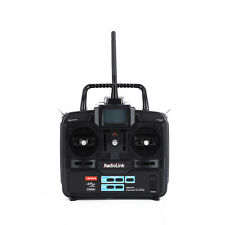 2.4 GHZ Radio Link 6CH Receiver USB Online Telemetry RC Controller Transmitter