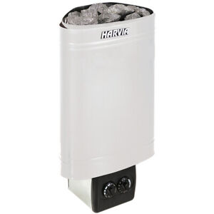 Electric Heater Harvia Delta 2.3 kW Built-in Control Unit for 1.3 - 2.5 m3